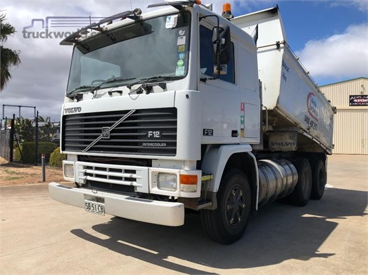 1991 Volvo FH12 Adelaide Truck Sales - Trucks for Sale