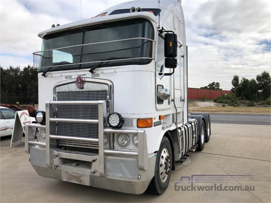 2010 Kenworth Aerodyne Adelaide Truck Sales - Trucks for Sale