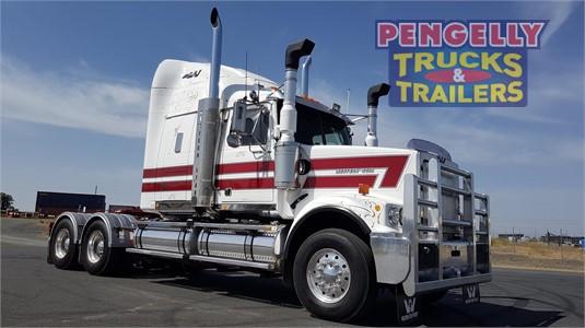 2007 Western Star 4964FX Pengelly Truck & Trailer Sales & Service - Trucks for Sale