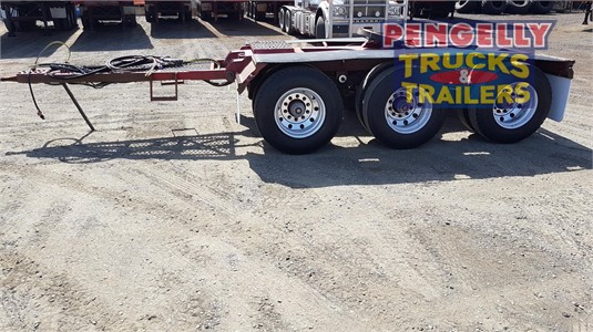 2006 Mick Murray Dolly Pengelly Truck & Trailer Sales & Service - Trailers for Sale
