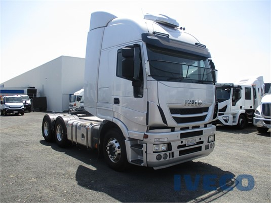 2014 Iveco Stralis Iveco Trucks Sales  - Trucks for Sale