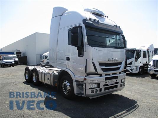 2014 Iveco Stralis Iveco Trucks Brisbane  - Trucks for Sale