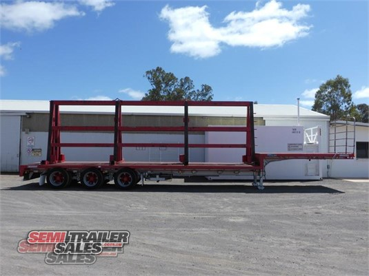 2005 Krueger Drop Deck Trailer Semi Trailer Sales - Trailers for Sale