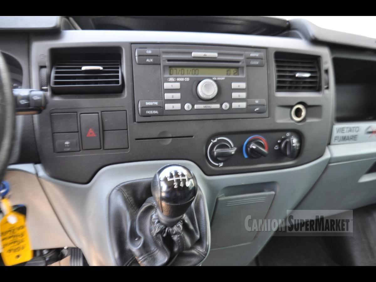 Ford TRANSIT Usato 2010