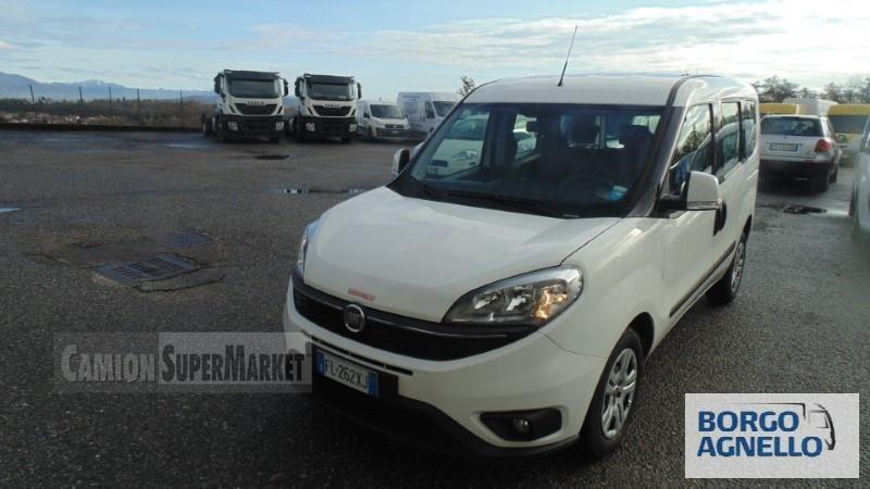 Fiat DOBLO used