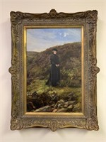 ORIGINAL HEYWOOD HARDY OIL CANVAS STRONG COMPS