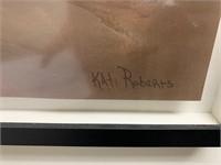 KATI ROBERTS ORIGINAL PAINTING ON PAPER