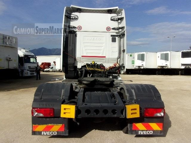 Iveco STRALIS 460 used 2017