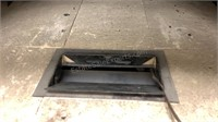 Vintage Majestic Wood Burning Fireplace  w/after