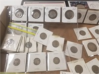 Small coin collection lot