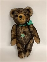 Hermann dark brown bear