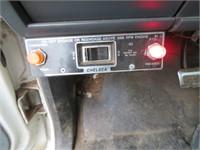 (DMV) 1995 GMC Top Kick 9' Dump Truck