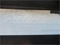 "(DMV) 2003 Big Tex 102"" x 29' Gooseneck Trailer"