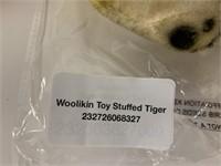 Lot of 2 Woolikin tigers