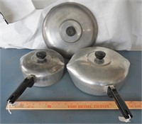 Cast iron and cookware auction