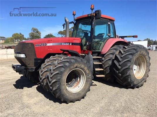 2003 Case Ih MX255  - Farm Machinery for Sale