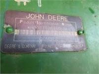 John Deere CTS Combine