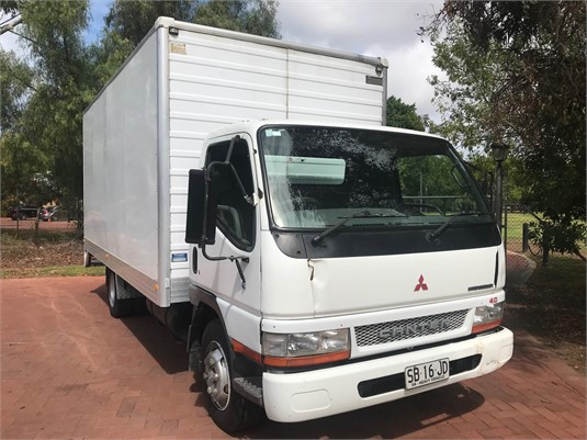 2003 Mitsubishi Canter 4.0 - Trucks for Sale