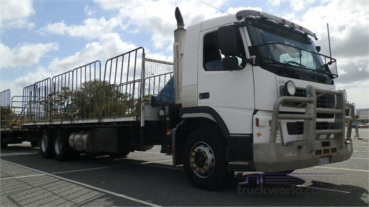 2004 Volvo FM310 Truck Traders WA - Trucks for Sale