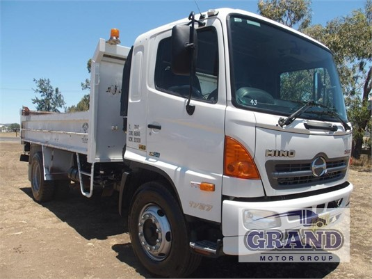 2007 Hino 500Gh1727 Grand Motor Group - Trucks for Sale