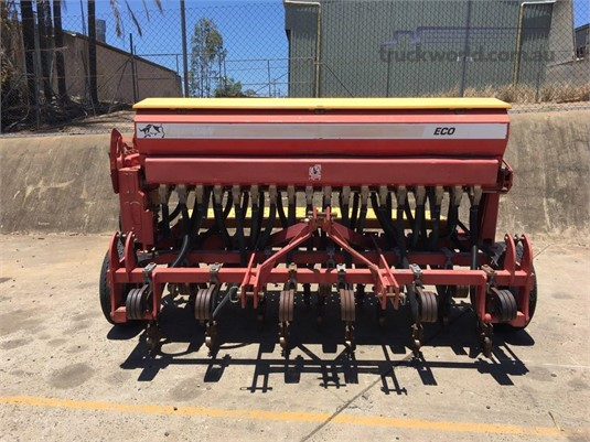 0 Duncan 18 Row Eco Seeder Black Truck Sales  - Farm Machinery for Sale