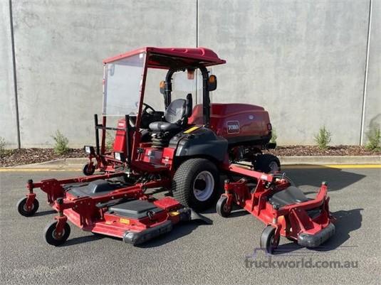 2015 Toro Groundsmaster 5900  - Farm Machinery for Sale