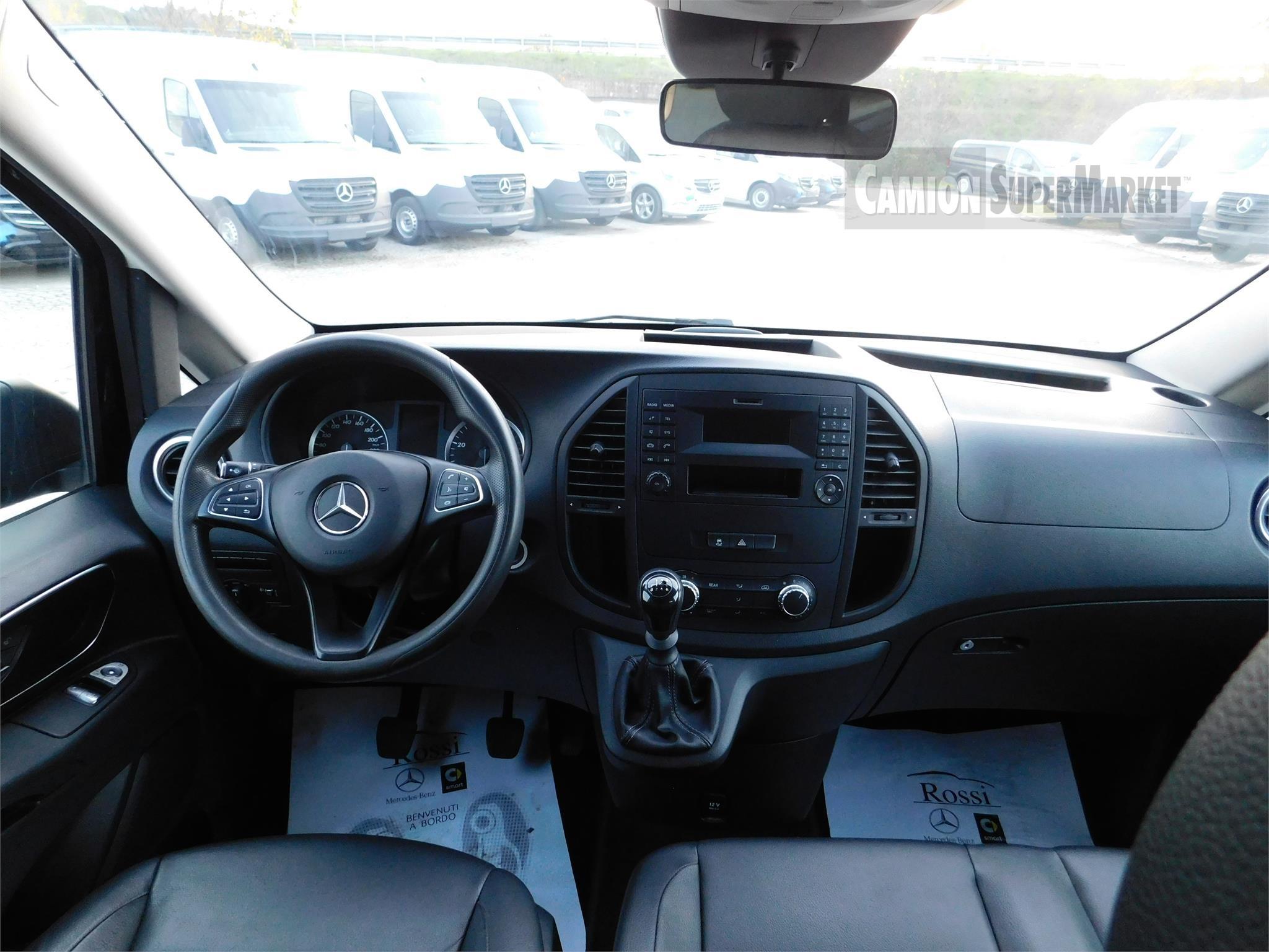 Mercedes-Benz VITO 116 Usato 2017 Umbria