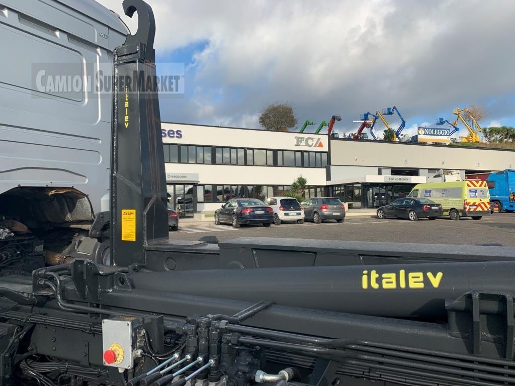 Scania G480 Usato 2011