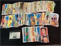 Assortment of 1970-71 Topps Basketball Cards