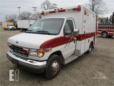 Ford E350 Ambulance Auction Results 200 Listings Truckpaper Com Page 1 Of 8
