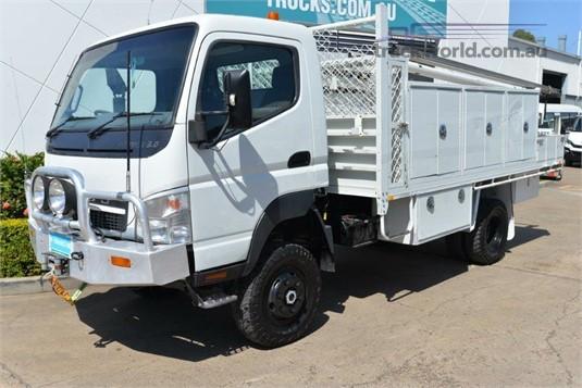 2009 Mitsubishi Canter FG - Trucks for Sale
