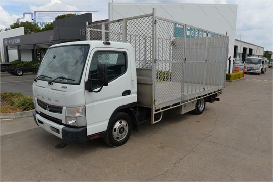 2016 Fuso Canter - Trucks for Sale