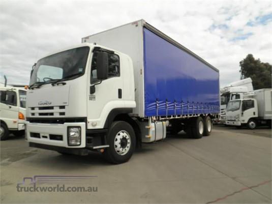 2012 Isuzu FVM Westar - Trucks for Sale