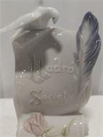 1998 Lladro society porcelain