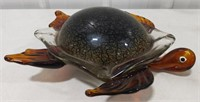 Murano Art Glass Turtle Figure