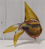 Murano Art Glass Angel Fish