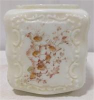 Wave Crest Biscuit Cracker Jar- no lid