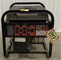 Coleman Powermate Pro-Gen 5000 generator