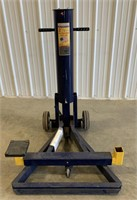 Hein-Werner automotive 2.5 ton air operated end
