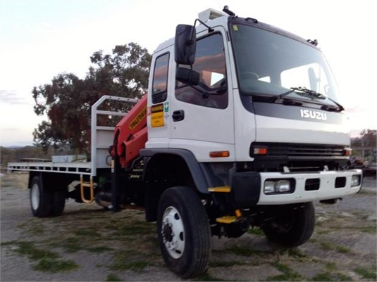 2007 Isuzu FTS750 - Trucks for Sale