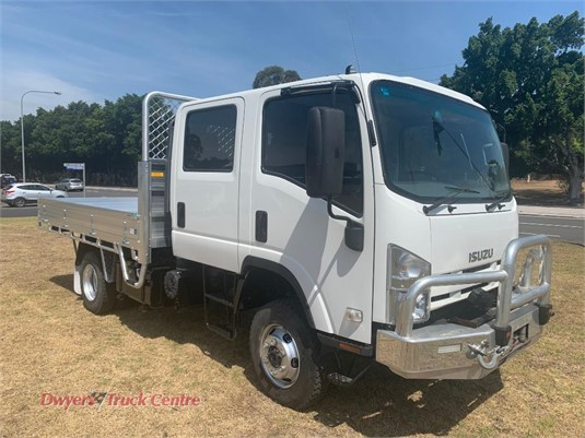 2013 Isuzu NPS 300 4x4 Crew Dwyers Truck Centre  - Trucks for Sale