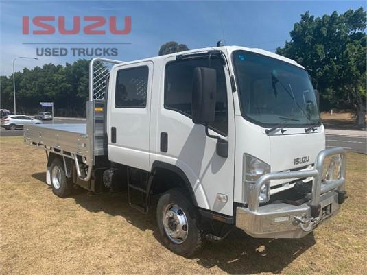2013 Isuzu NPS 300 4x4 Crew Used Isuzu Trucks - Trucks for Sale