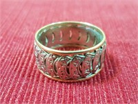 14Kt Yellow & White Gold Ring