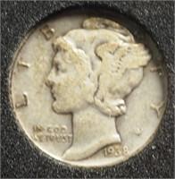 Lynchburg Estate Online Auction/Coins