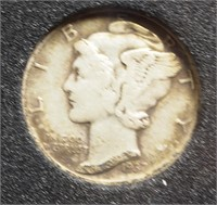 Lynchburg Estate Online Auction/Coins