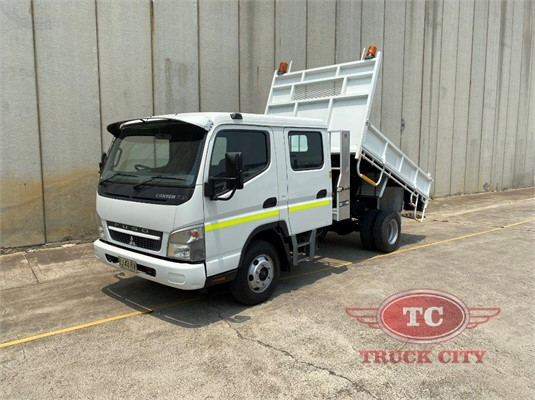 2010 Mitsubishi Fuso CANTER 3.5 Truck City - Trucks for Sale