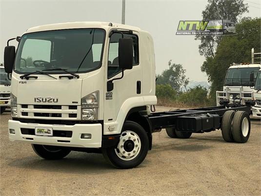 2009 Isuzu FSR850 National Truck Wholesalers Pty Ltd - Trucks for Sale