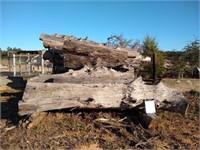 Lot (A) Surplus Juniper and Cypress Logs  $250 Reserve