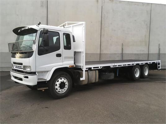2007 Isuzu FVY1400 - Trucks for Sale