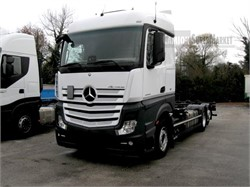 MERCEDES-BENZ ACTROS 2543  used